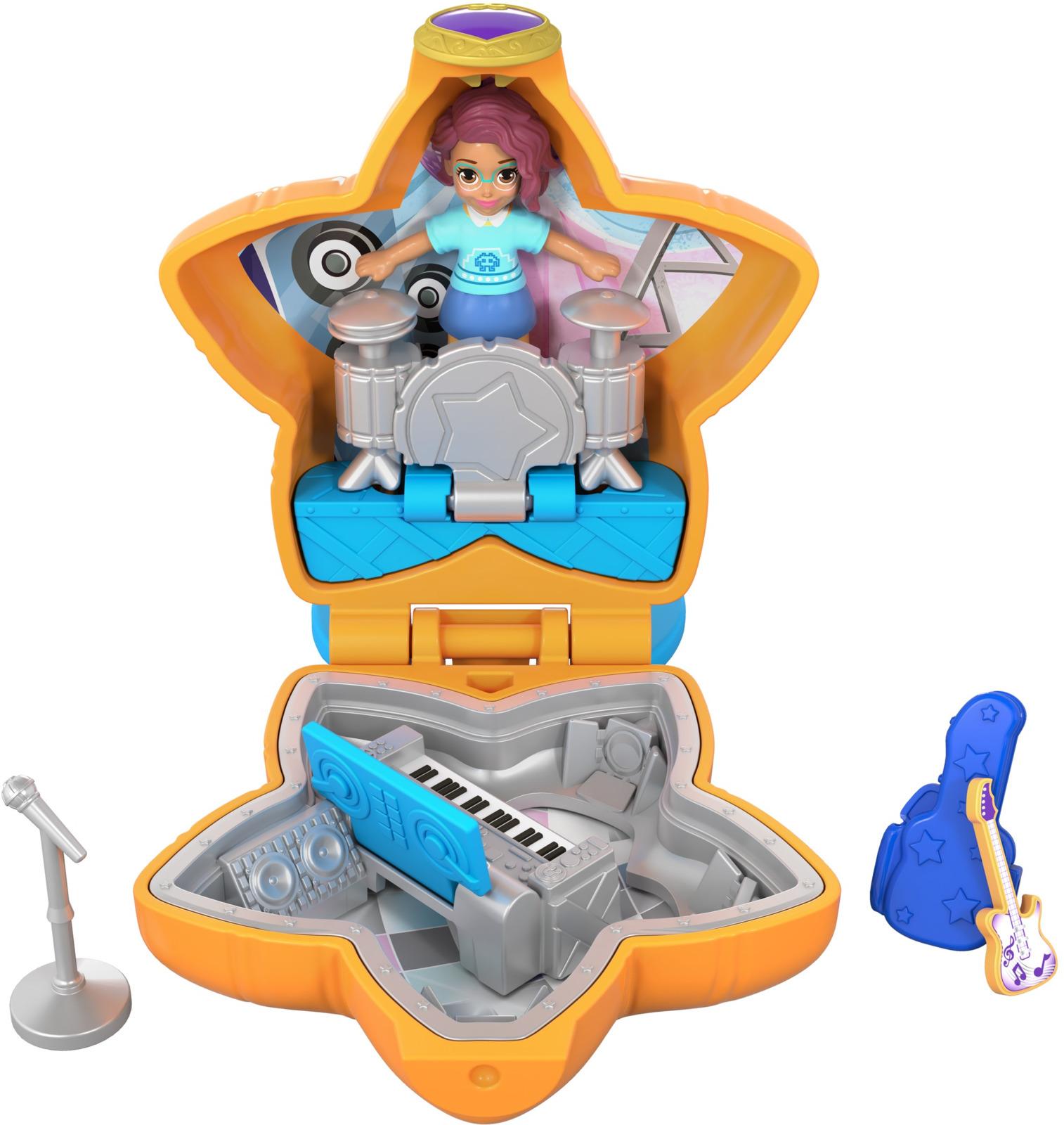Игровой набор с куклой Polly Pocket, FRY29_FRY32 каталка сортер полесье игровой дом