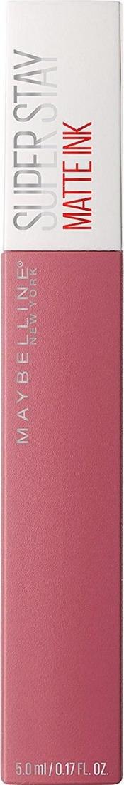 Maybelline New York Суперстойкая жидкая матовая помада для губ Super Stay Matte Ink, оттенок 15, Влюбленный, 5 мл цена