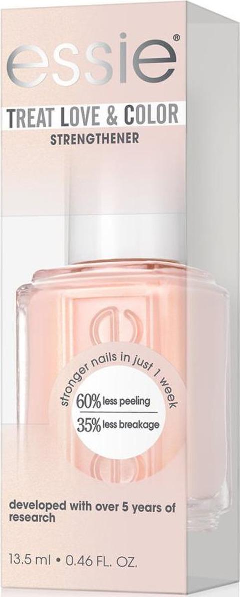 Essie Лак для ногтей Treat&Love, оттенок 02, Tinted Love, 13,5 мл essie лак для ногтей оттенок 104 carry on 13 5 мл