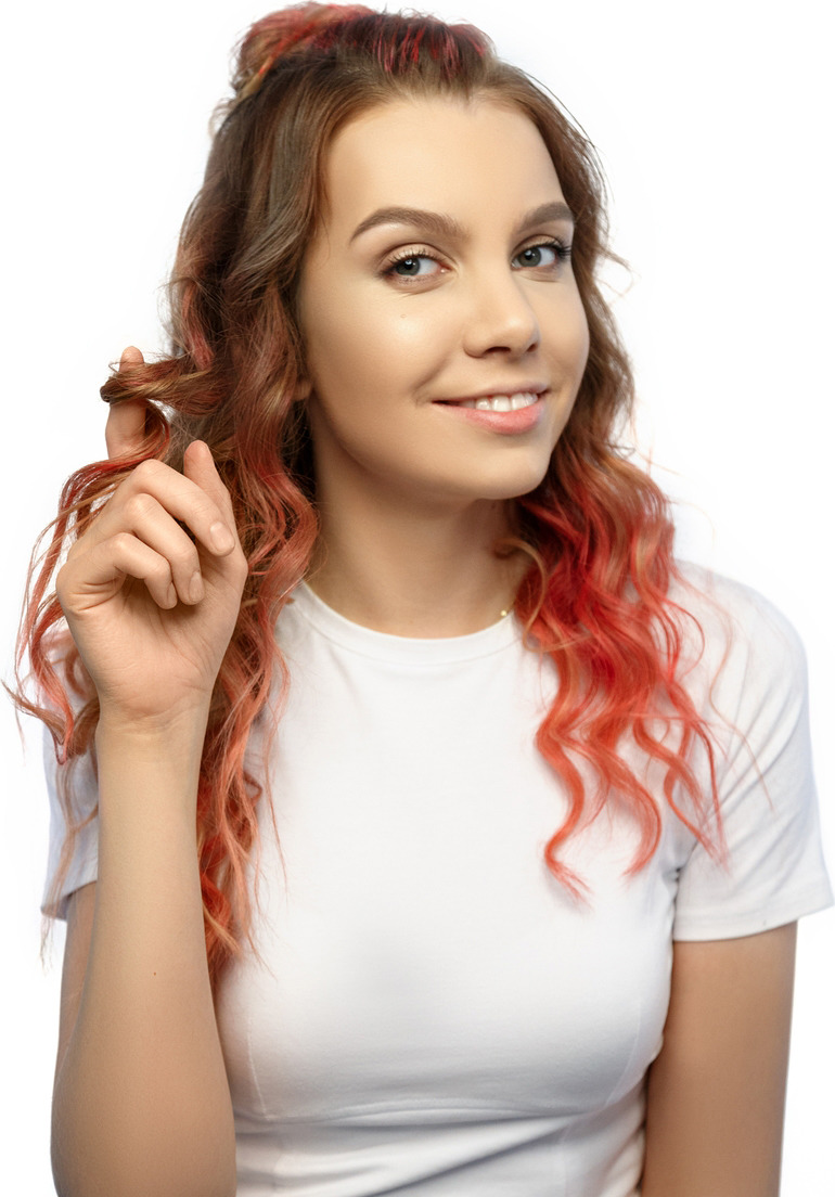 LOreal ParisКрасящее желе для волос Colorista Hair Make Up оттенок Розовое золото Волосы 30 мл