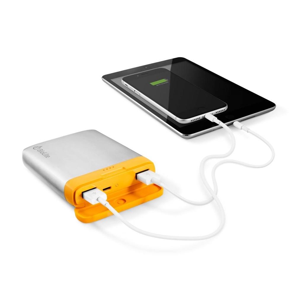 Фото - Внешний аккумулятор BioLite Charge 40, BAA1040, серый металлик аккумулятор