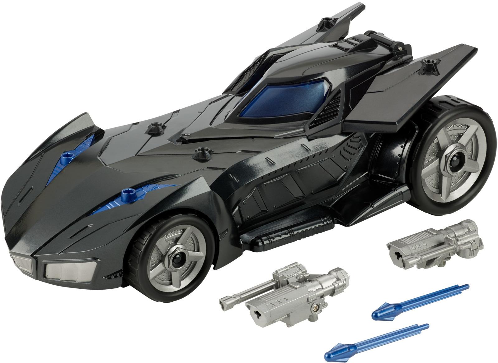 """Фигурка функциональная Batman """"Бэтмобиль для фигурок 12 дюймов"""", FVM60"""