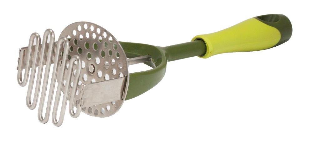 Пресс для картофеля Erringen Картофелемялка KDL-438, 438, зеленый скалка erringen f99b