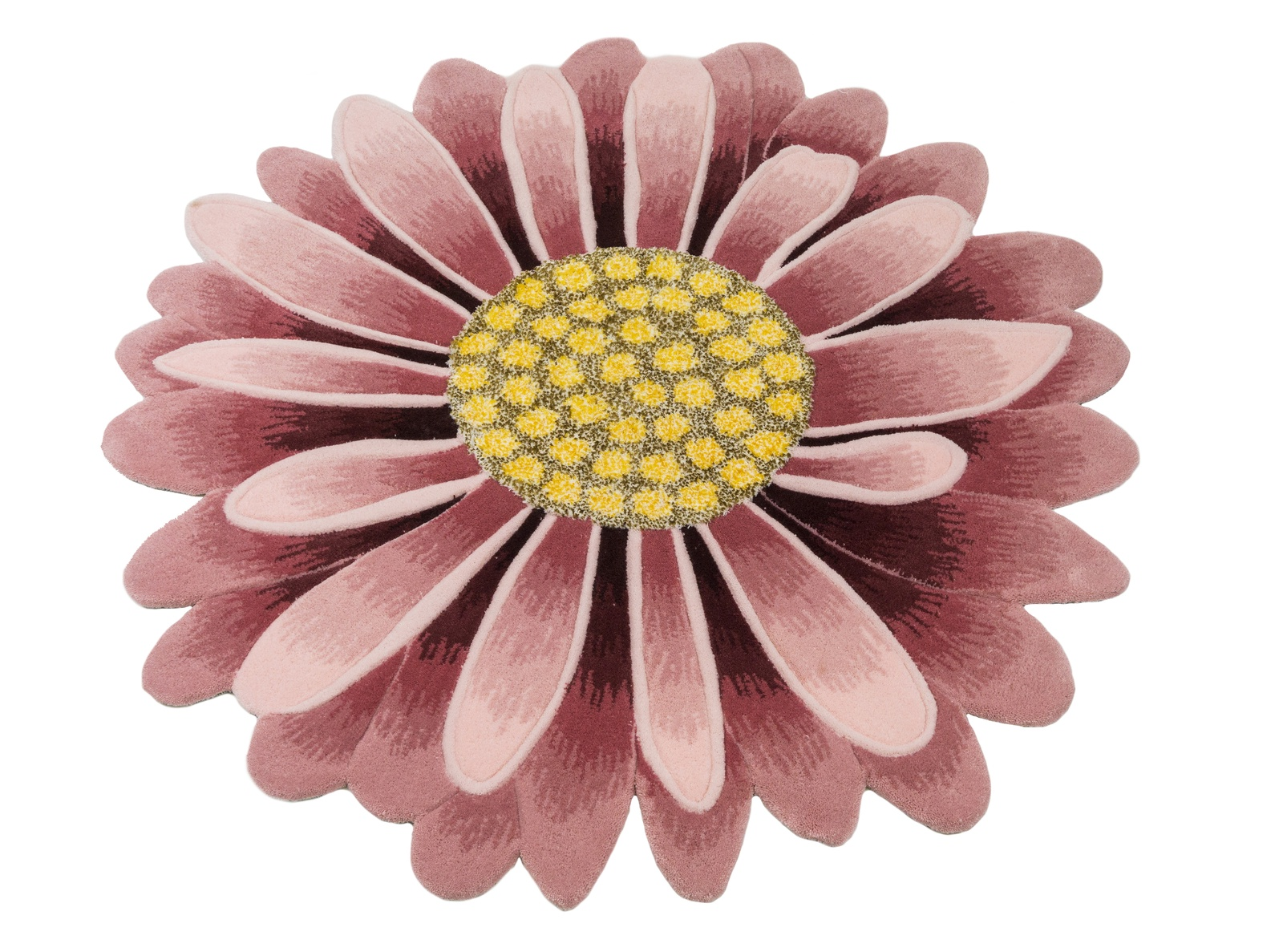 Ковер MADONNA 1,2х1,2 м /фигурный, розовый