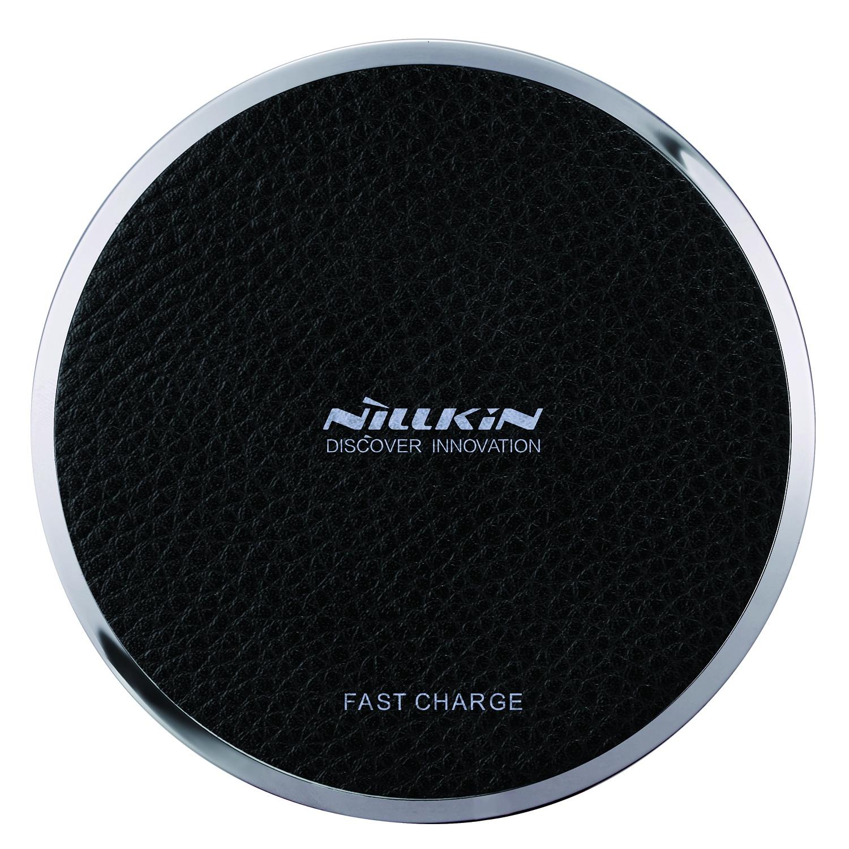 Беспроводное зарядное устройство Nillkin Magic Disk III Wireless Charger автомобильное зарядное устройство nillkin celerity qc3 0 золотой 6902048139831