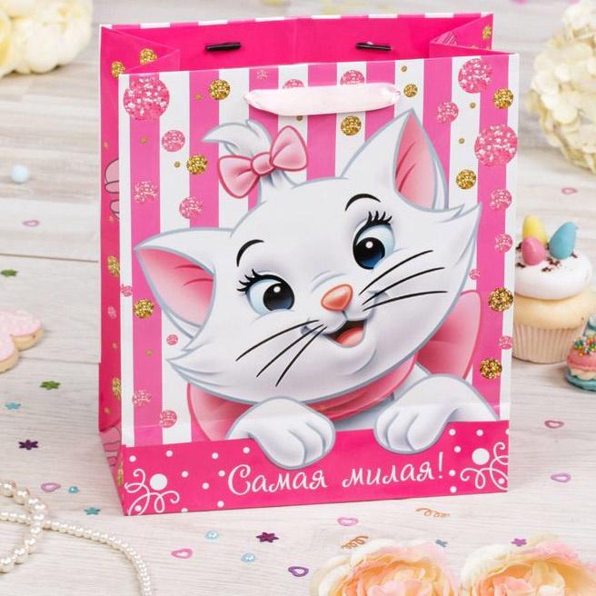 Подарочная упаковка Disney Коты аристократы, Бумага голодранцы и аристократы