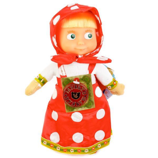 Мягкая игрушка Мульти-пульти МАША И МЕДВЕДЬ, 241117