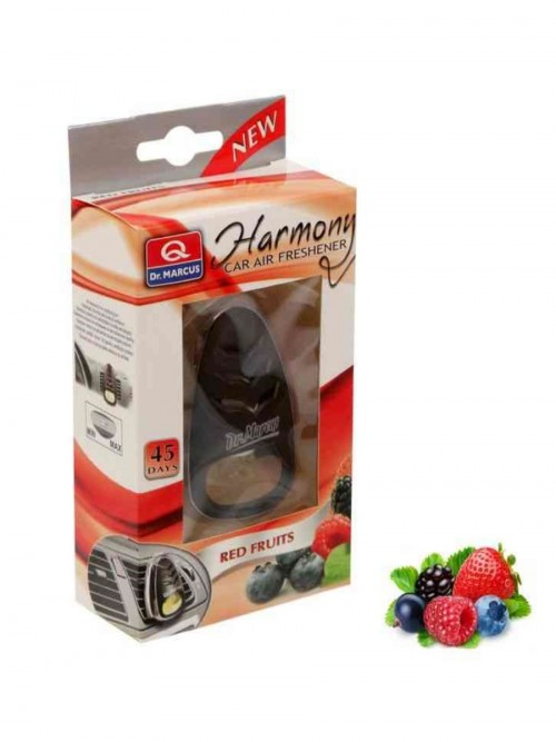 Ароматизатор Dr.Marcus Harmony Red Fruits ароматизатор dr marcus aircan ассорти
