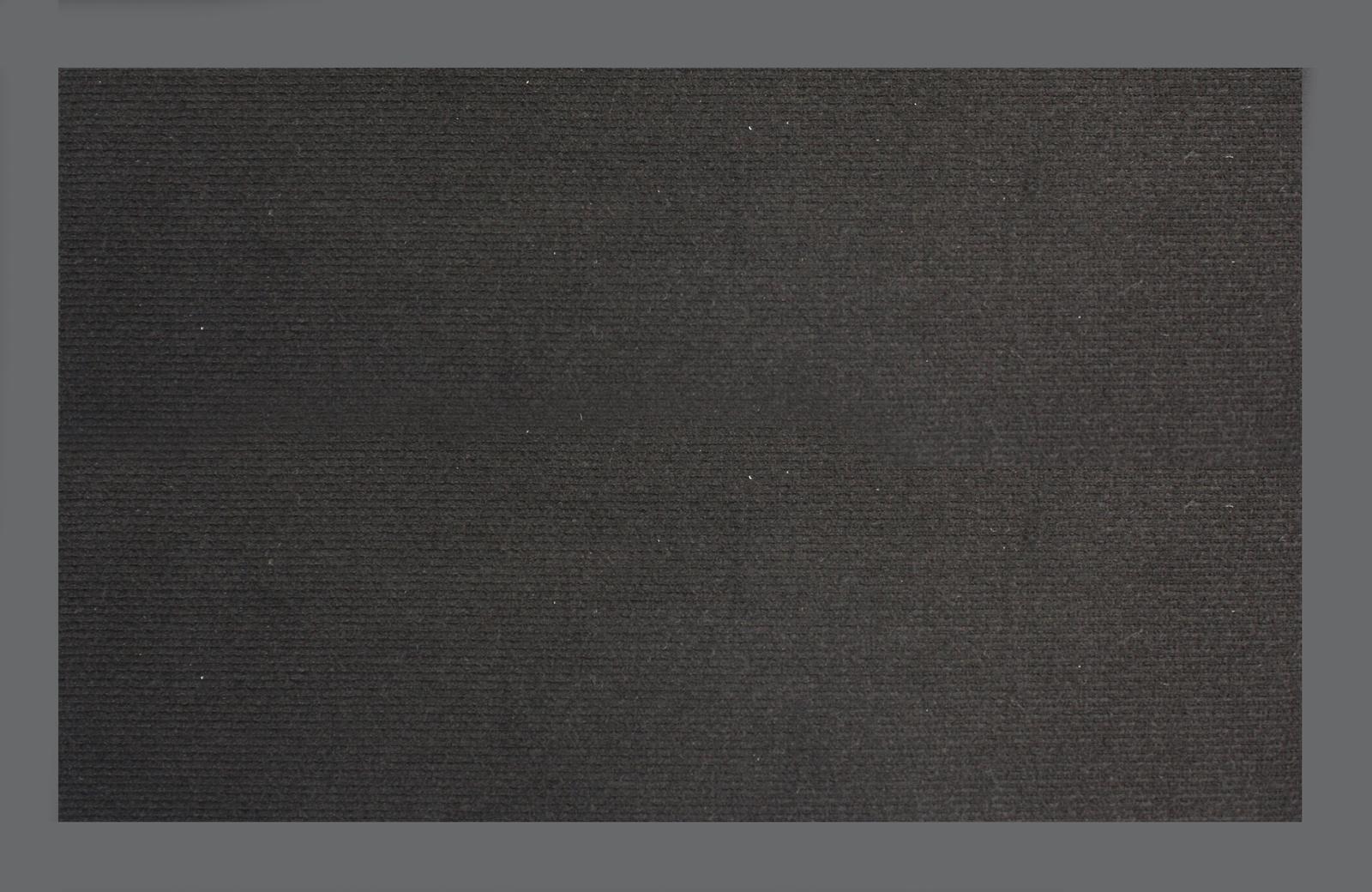 Коврик придверный Велий Венера, цвет: черный, 90х150 см защитный коврик велий хеопс 22 зеленый