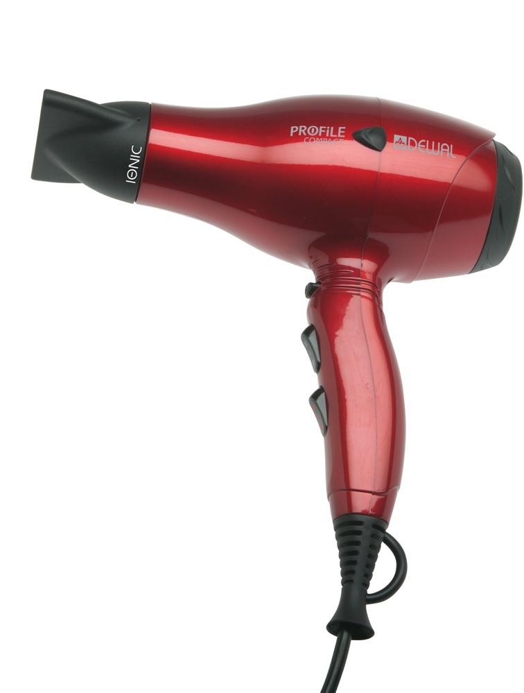 Фен для волос Dewal Profile Compact