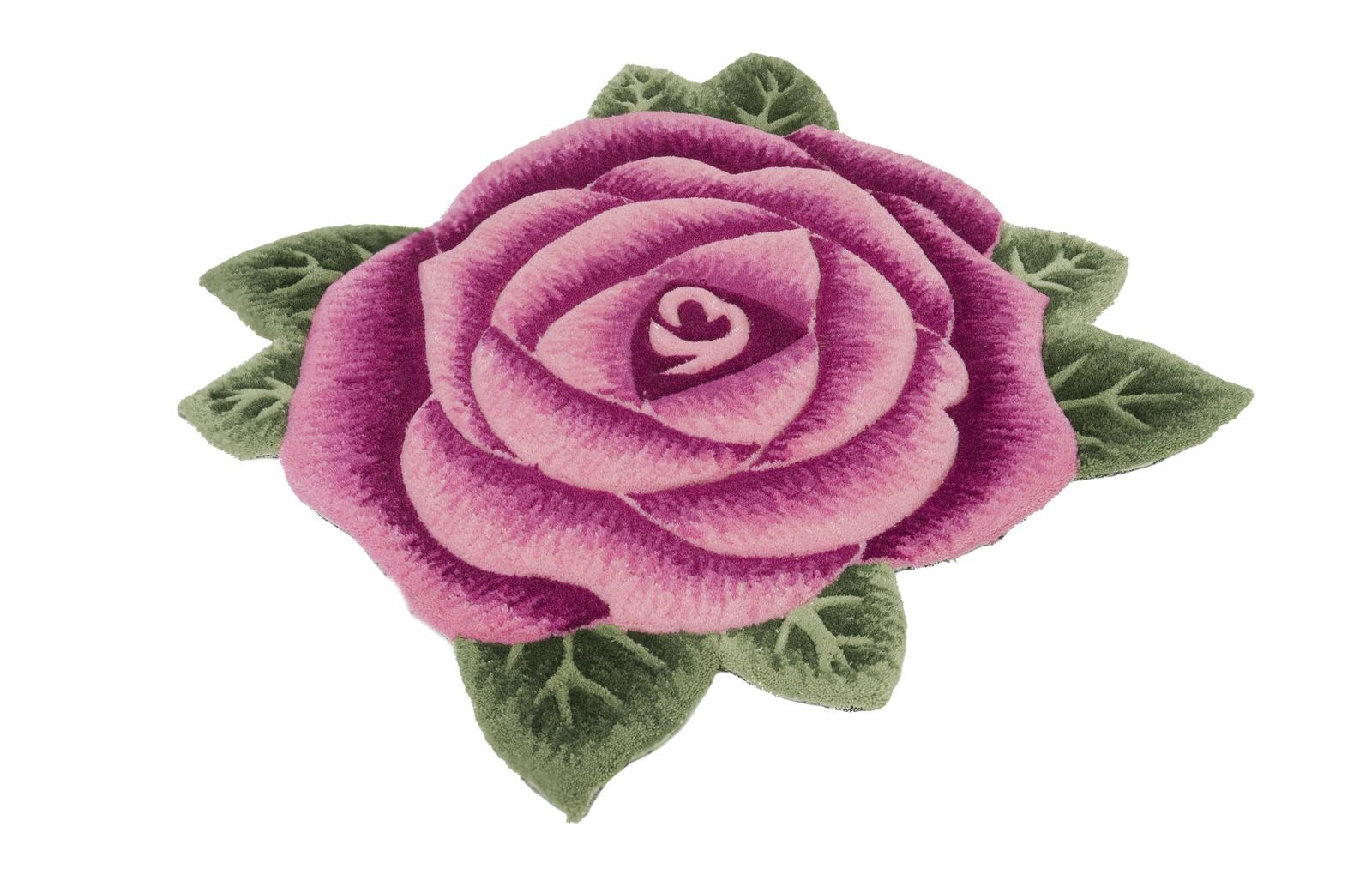 Ковер Madonna 1,2х1,2м круг, розовый