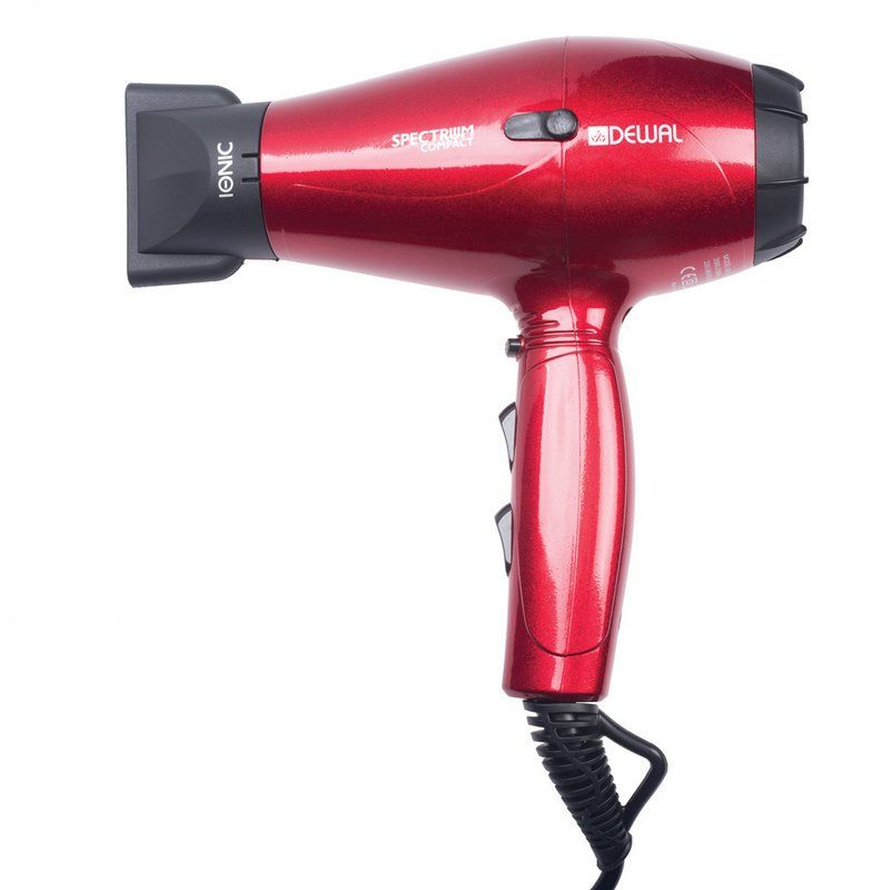Фен для волос Dewal Spectrum Compact фен dewal spectrum 03 110 red