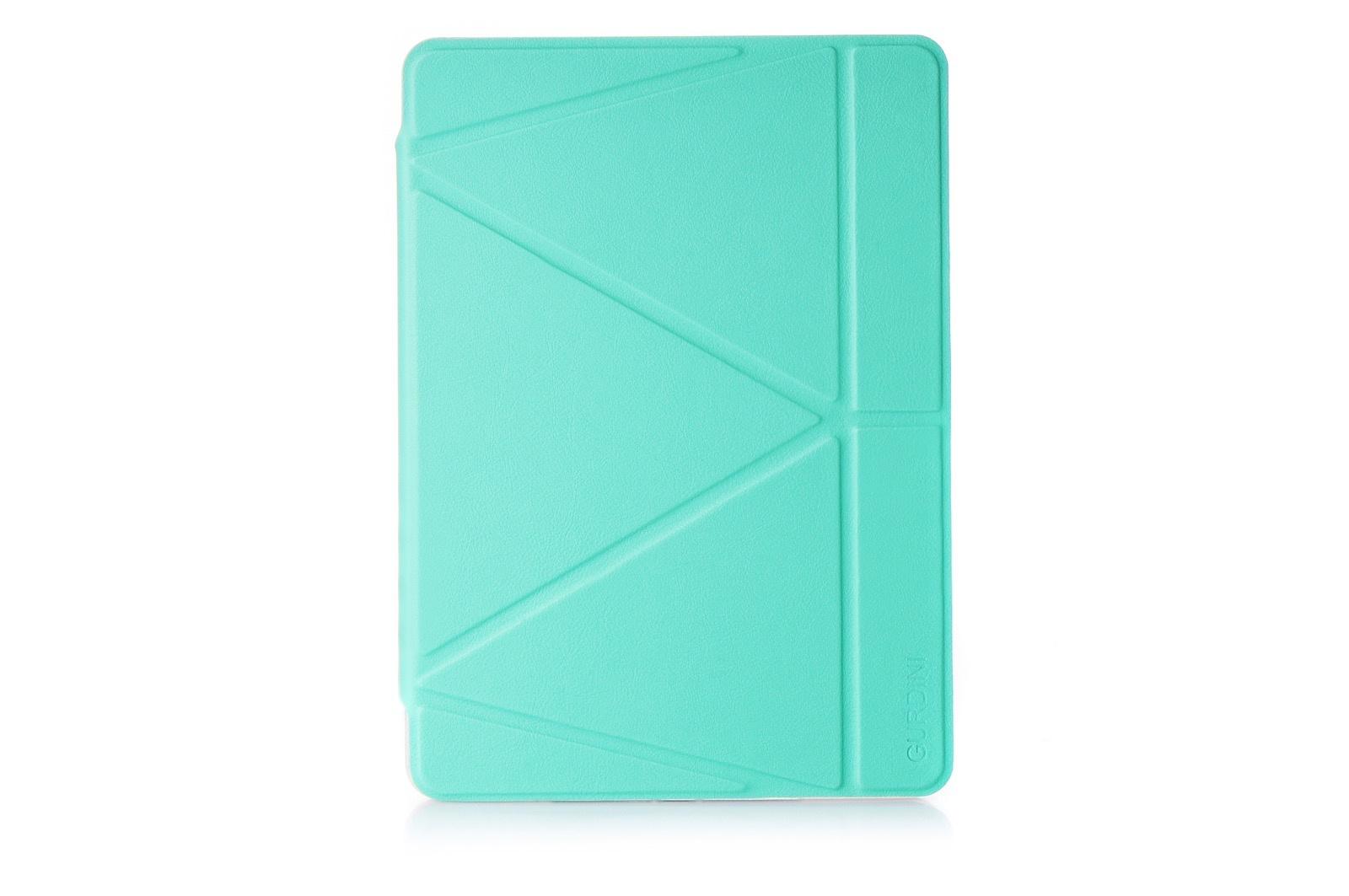 "Чехол для планшета Gurdini Lights Series 410337 для Apple Ipad mini 4 7.9"", 410337, бирюзовый"
