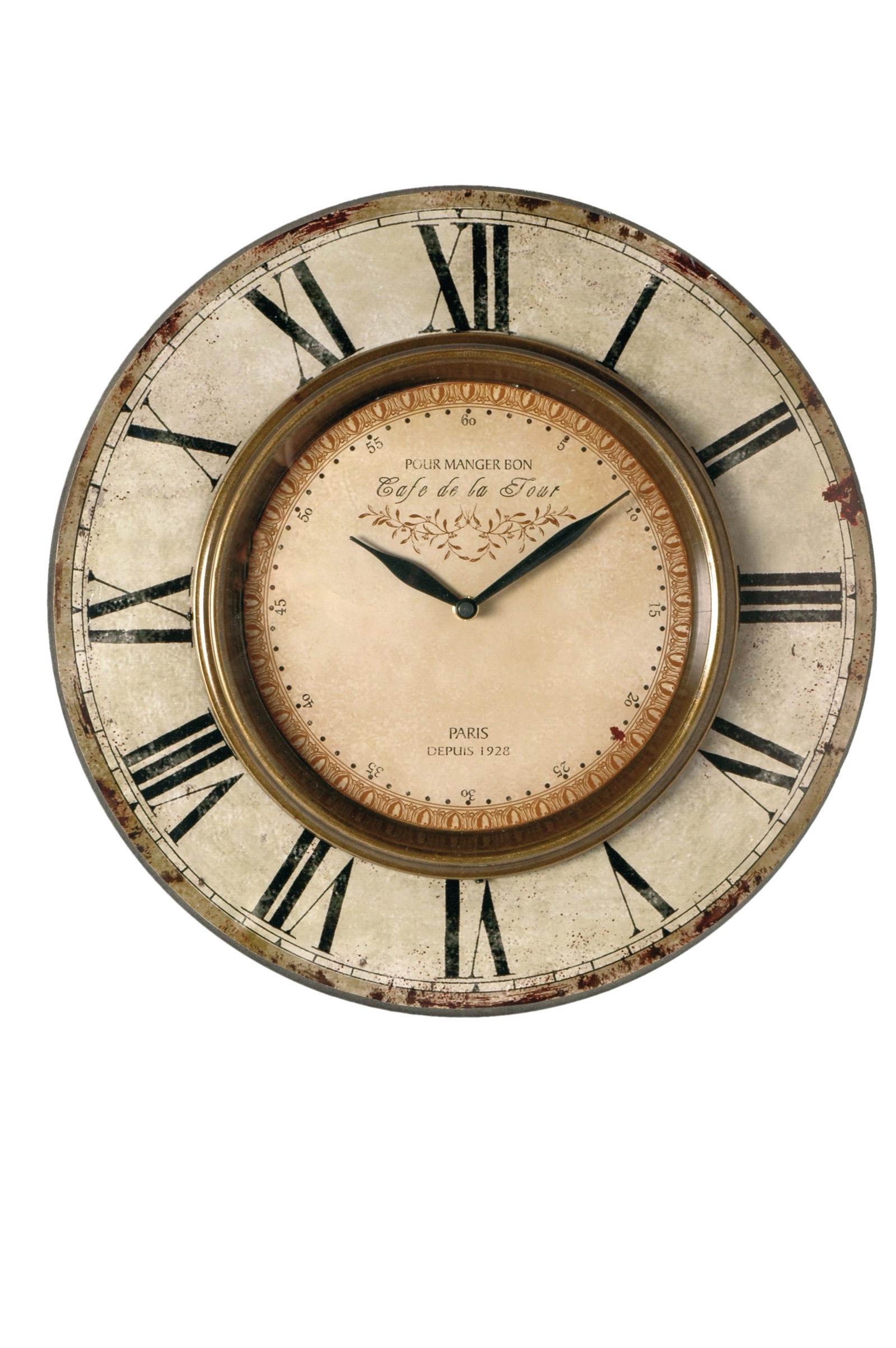 Настенные часы Anticline