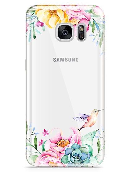 """Чехол для сотового телефона UVOO """"Art kit"""" для Samsung Galaxy S7 edge"""