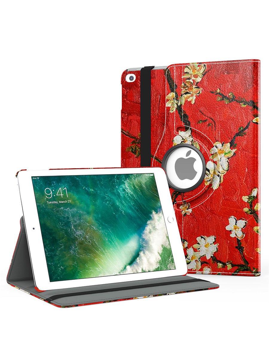Поворотный чехол для Apple iPad 9.7 (2017) ROTATOR 360. Smart подставка под планшет Айпад 5 планшет цена качество 2016 рейтинг