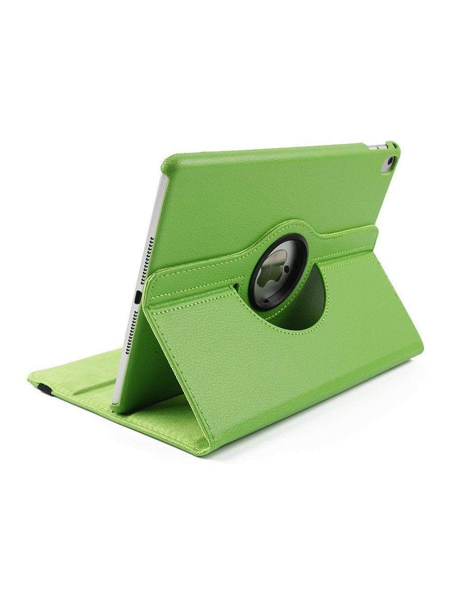 Чехол для планшета With Love. Moscow Rotator для Apple iPad 9.7, зеленый