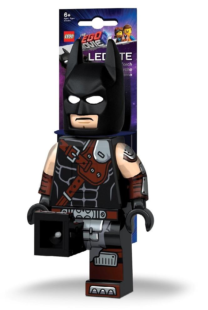 LGL-TO27 Игрушка-минифигура-фонарь LEGO Movie 2 (Лего Фильм 2) - Batman конструкторы lego lego игрушка нексо безумная колесница укротителя модель 70314