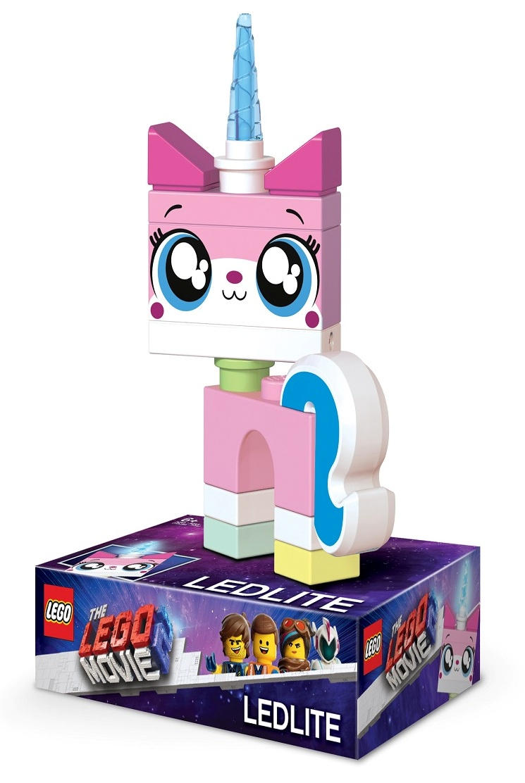 LGL-TO30 Игрушка-минифигура-фонарь LEGO Movie 2 (Лего Фильм 2) - Unikitty