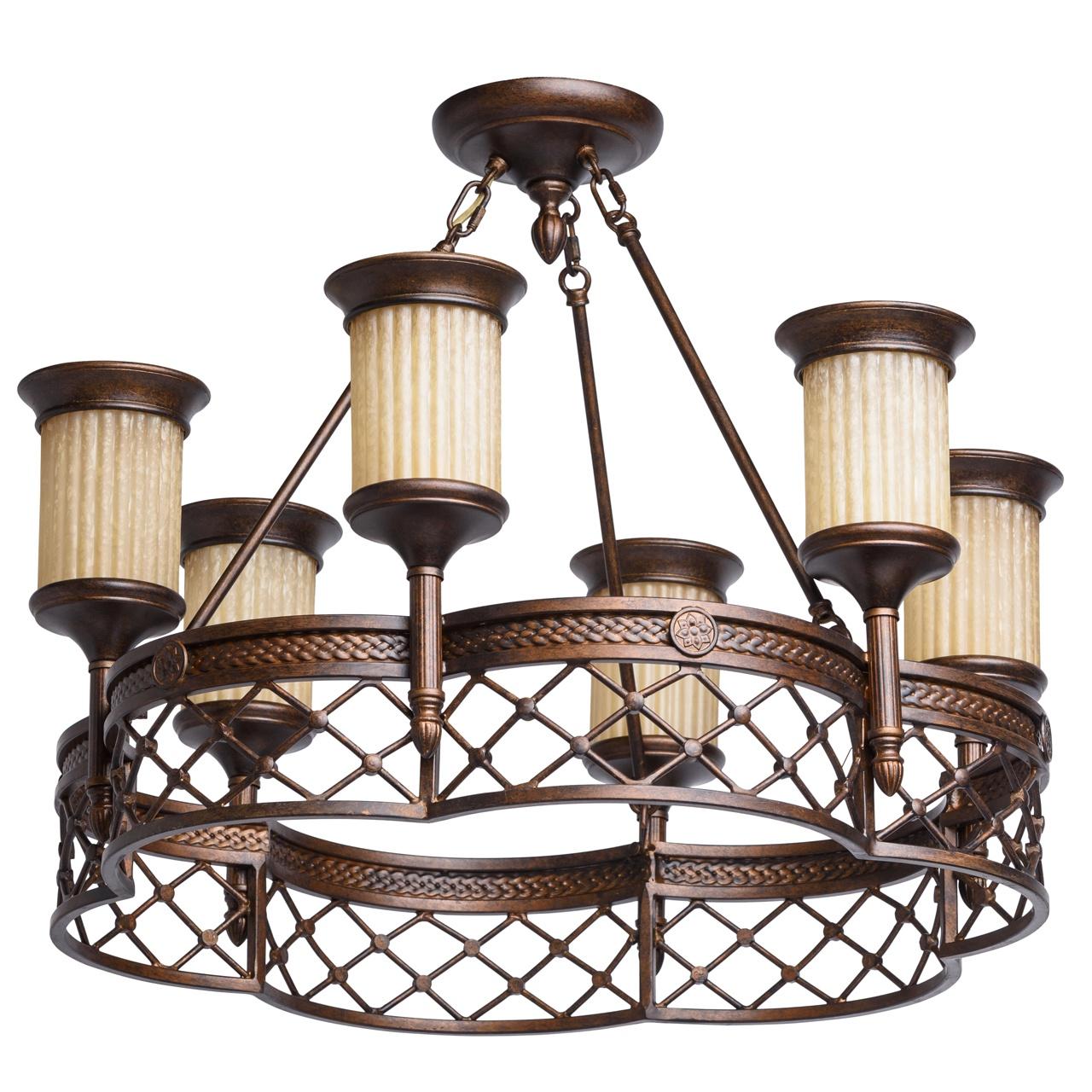 Потолочный светильник Chiaro Айвенго, E14