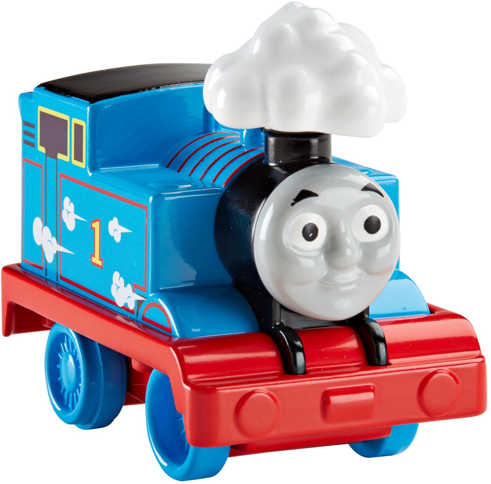 Паровоз Thomas & Friends Мой первый Томас с дымом, DGK99_DGL00