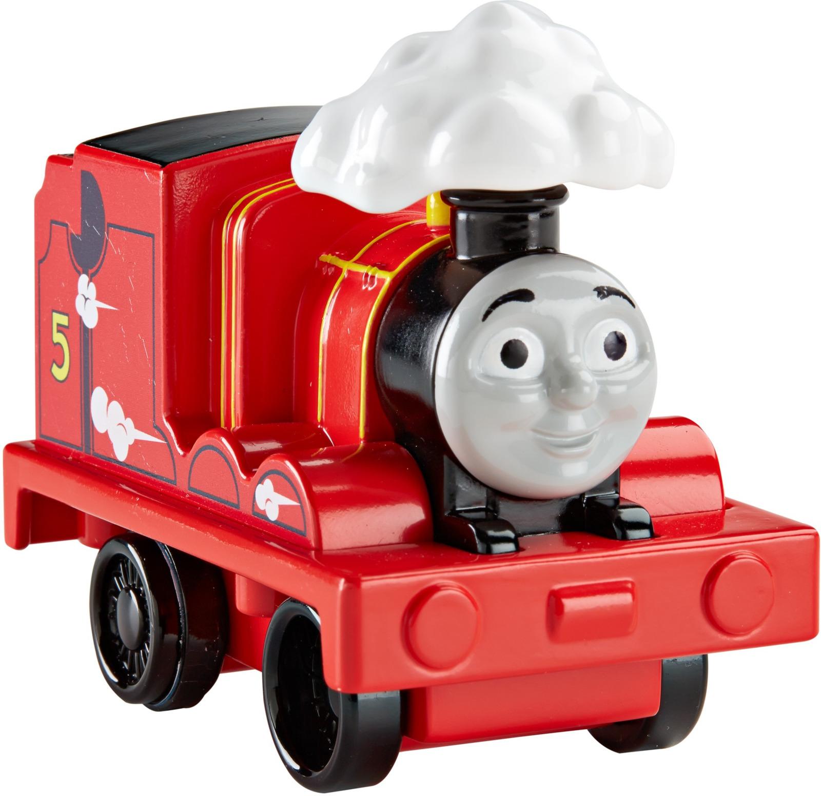 Паровоз Thomas & Friends Мой первый Томас с дымом, DGK99_DGL01