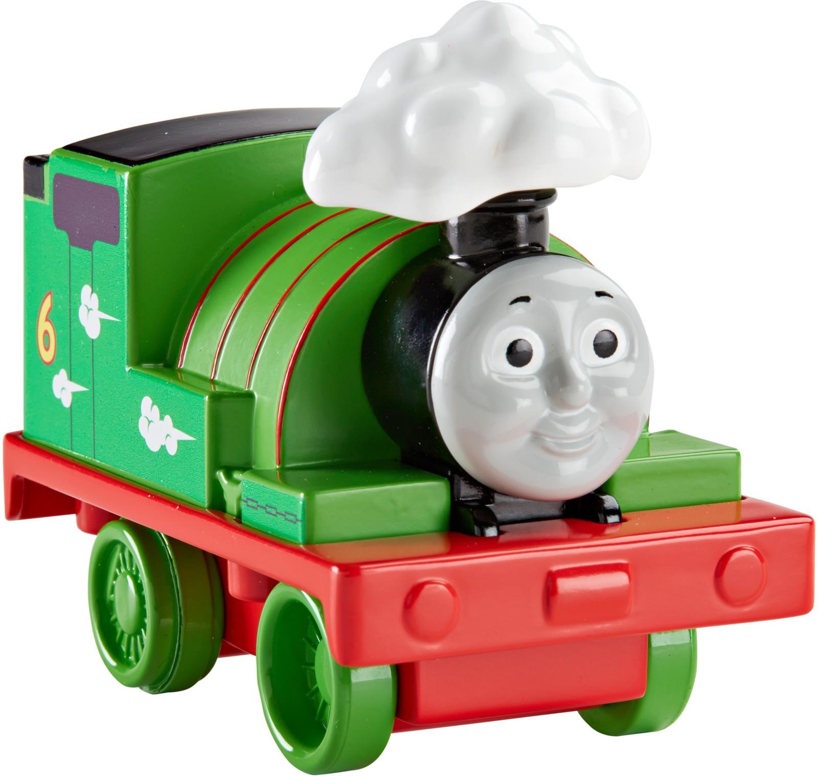 Паровоз Thomas & Friends Мой первый Томас с дымом, DGK99_DGL02