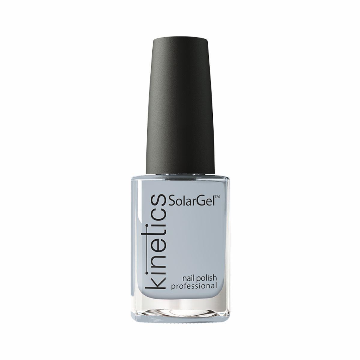 цены на Лак для ногтей Kinetics SolarGel Polish 15 мл, профессиональный, тон 393 Ivory Night  в интернет-магазинах