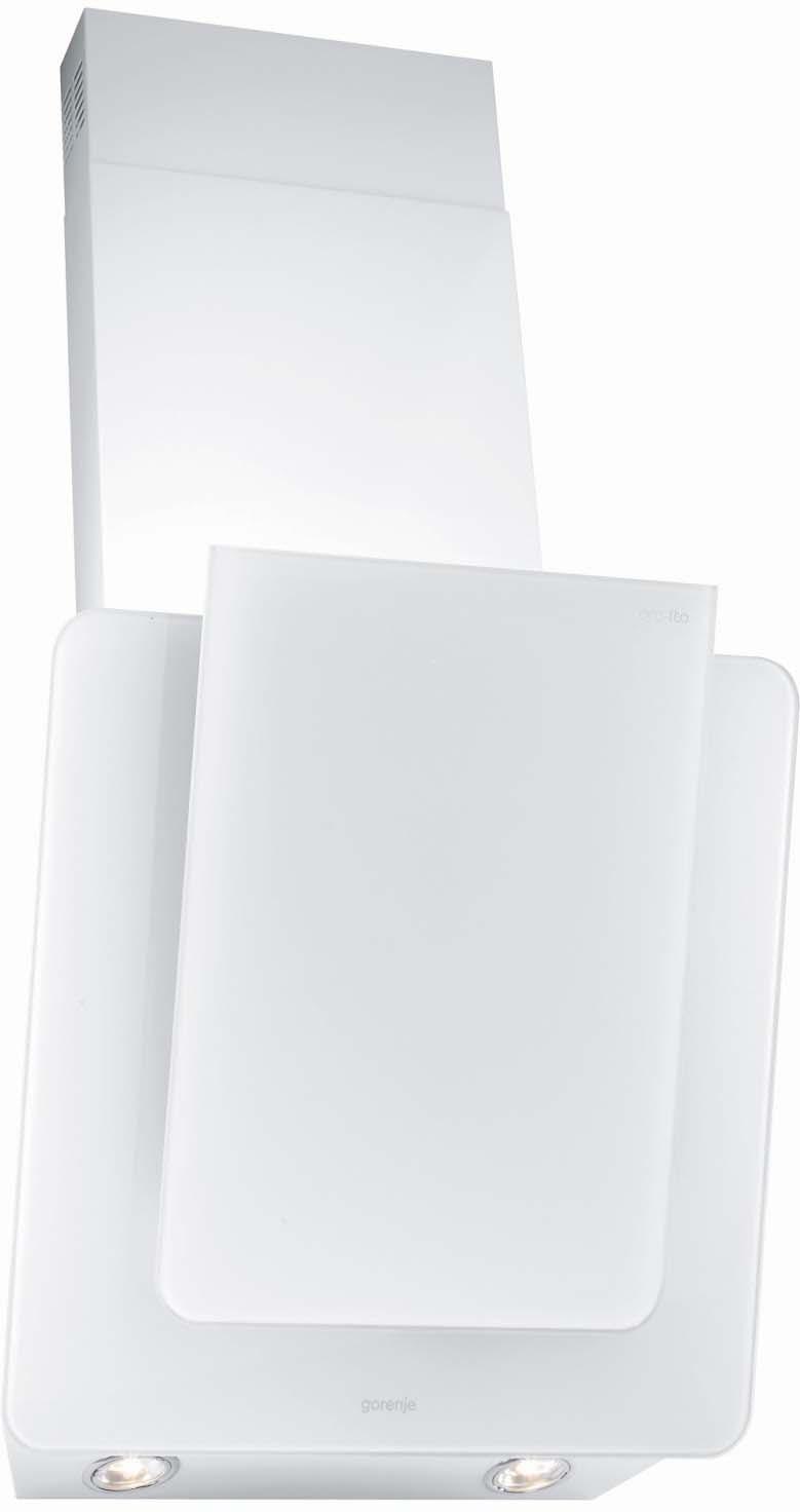 Вытяжка Gorenje DKG552-ORA-W, каминная, белый