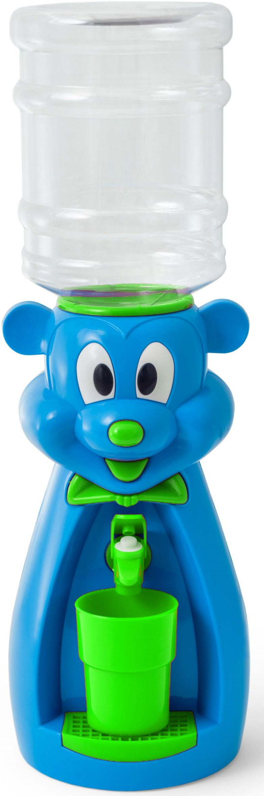 Кулер для воды Vatten Kids Mouse, Blue кулер для воды vatten kids mouse green red со стаканчиком