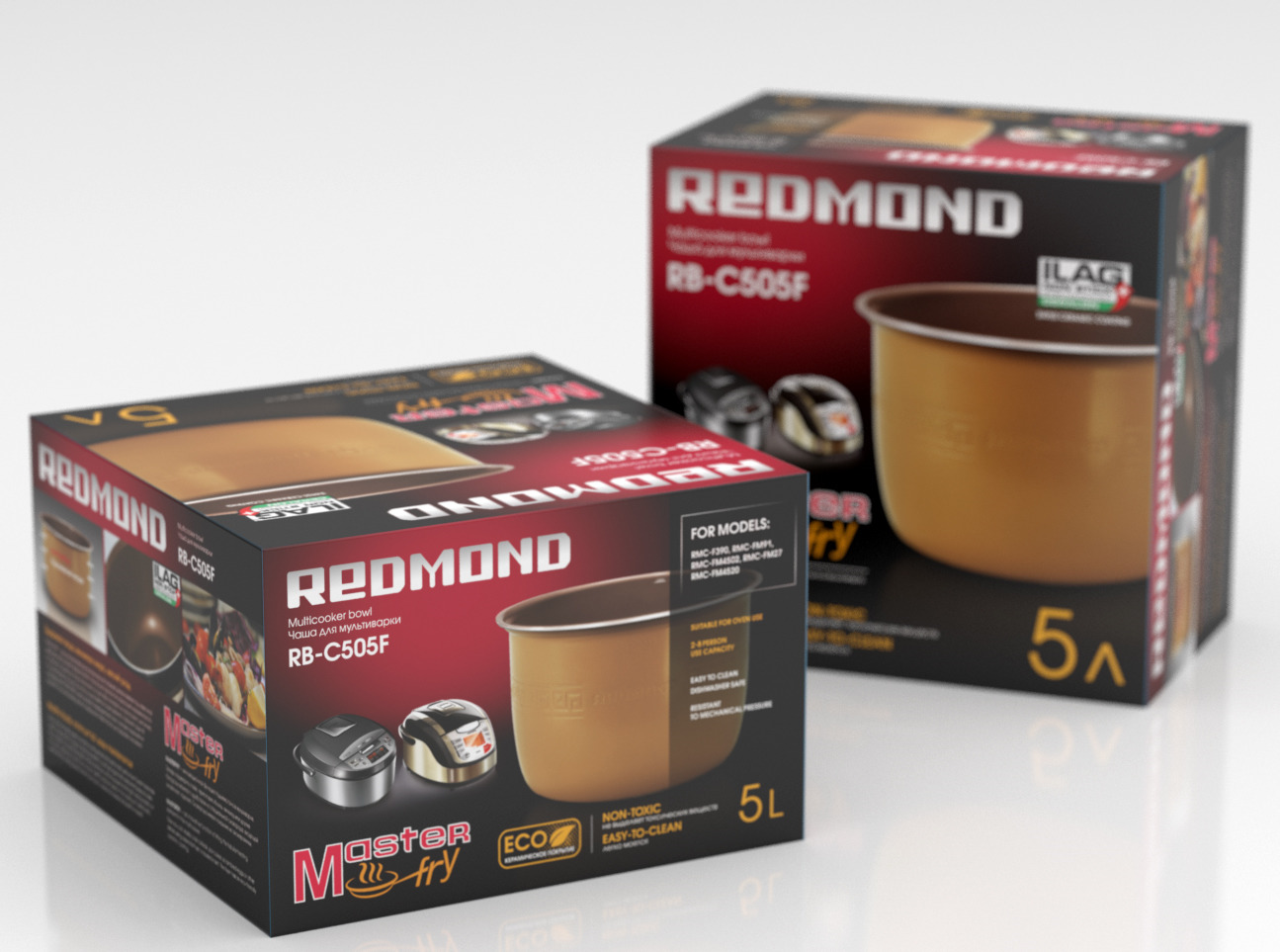 Redmond RB-C505Fчаша для мультиварки Redmond