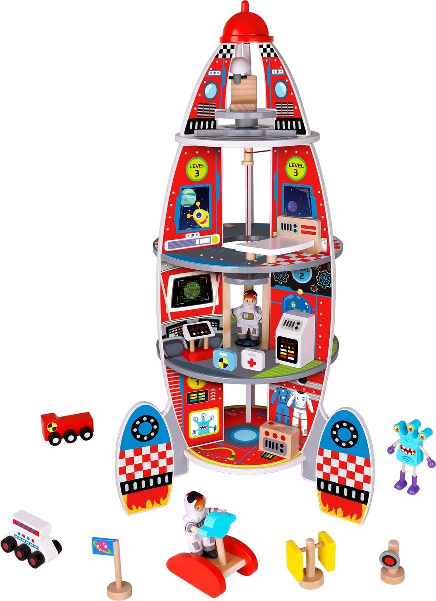 """Сюжетно-ролевые игрушки Tooky Toy """"Ракета"""", TY263"""