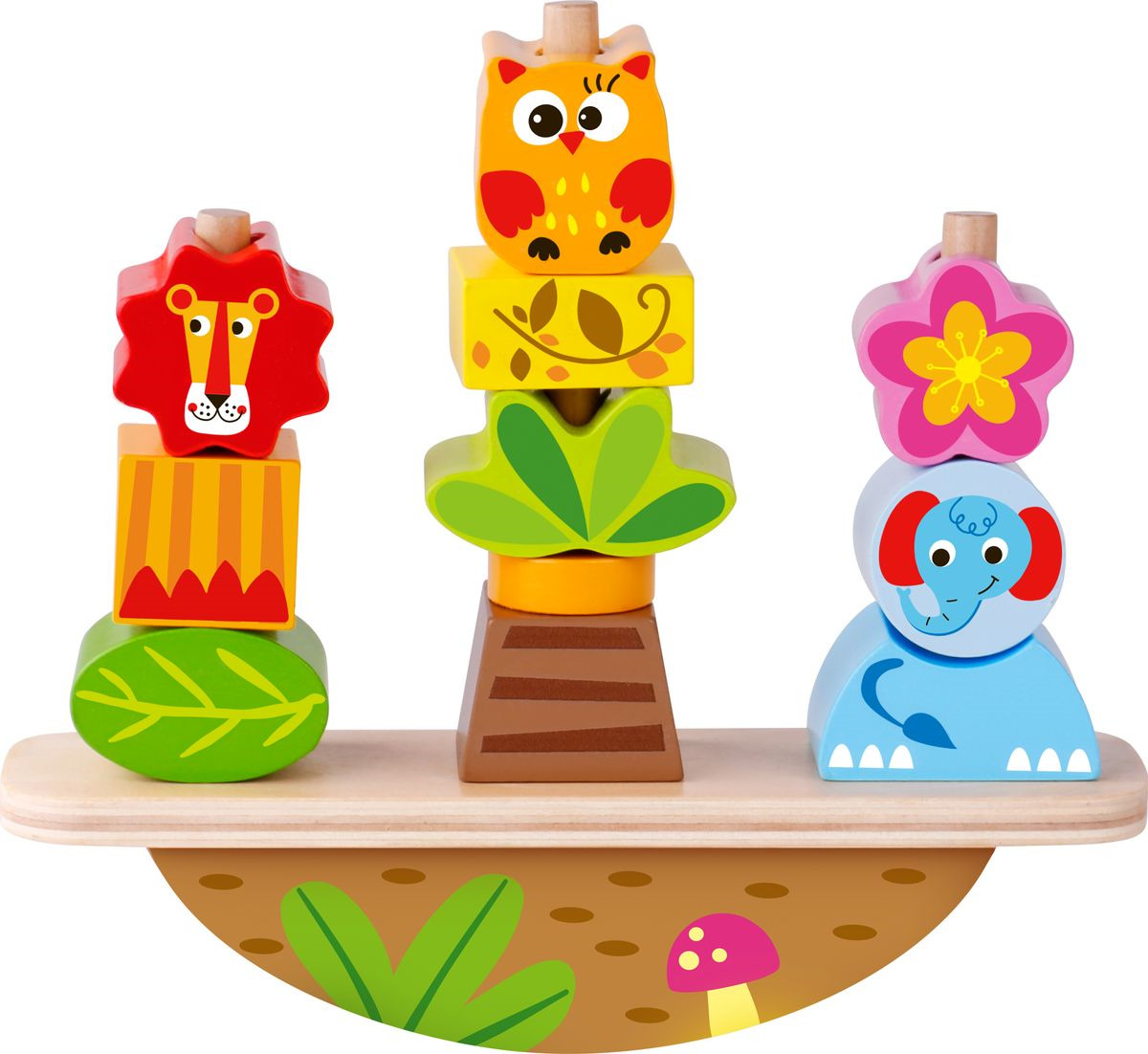 Развивающая игрушка Tooky Toy