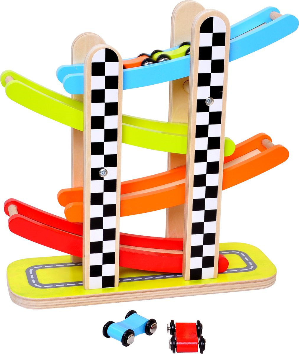 Игрушечный трек Tooky Toy, TKB124