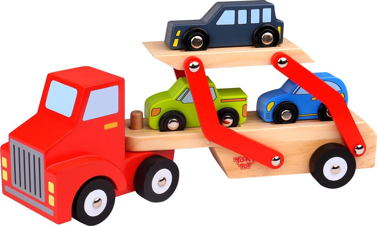 "Машинка Tooky Toy ""Автовоз"", TKF001"