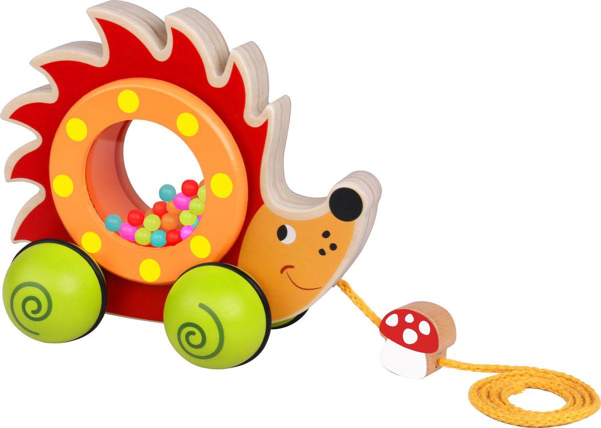 """Игрушка-каталка Tooky Toy """"Еж"""", TKE016"""