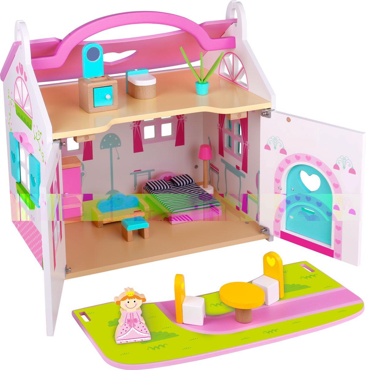 Дом для кукол Tooky Toy, TKI050