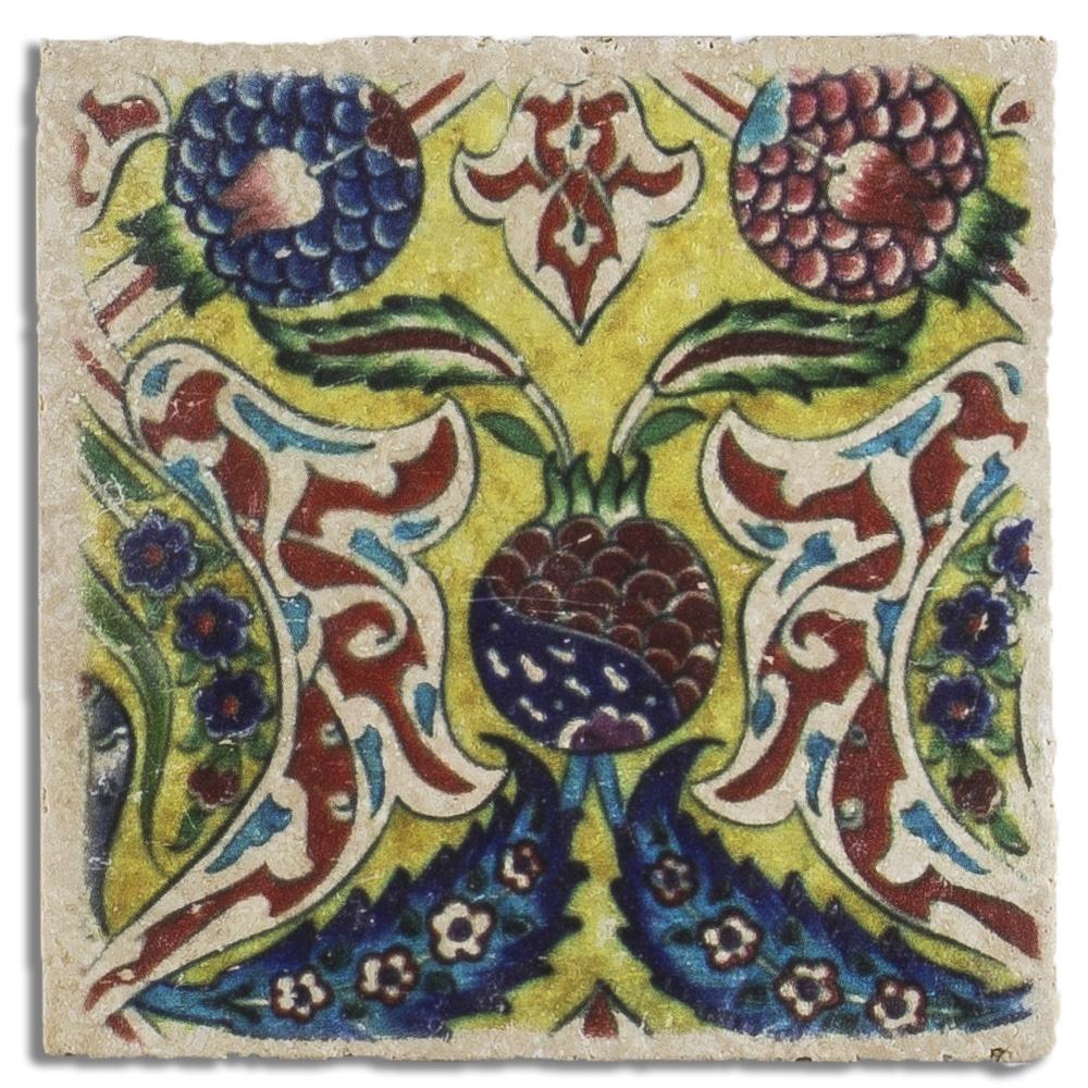 Плитка декоративная Vintage art company 15x15 для кухни плитка