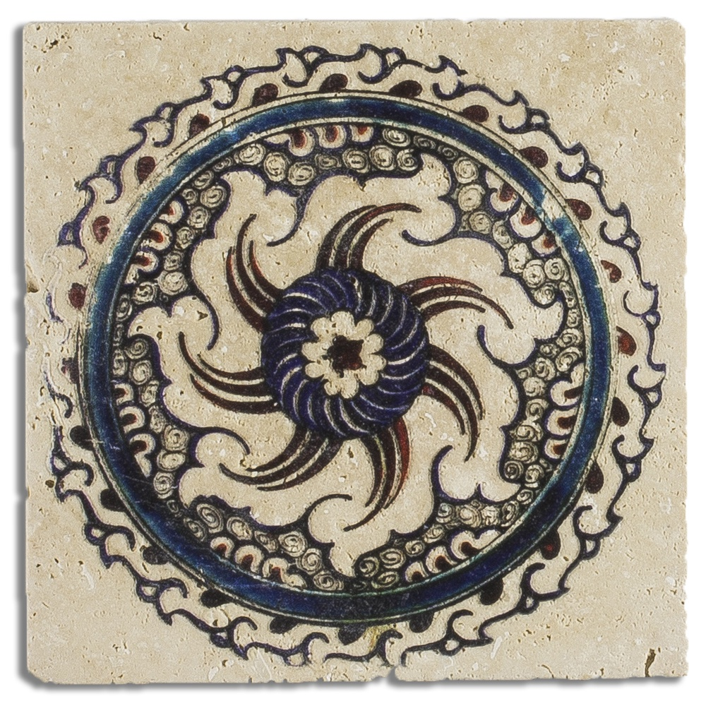 Плитка декоративная Vintage art company 15x15 moyou london плитка для стемпинга zodiac 14