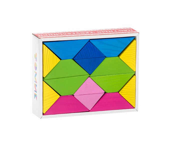 Томик Цветные треугольники