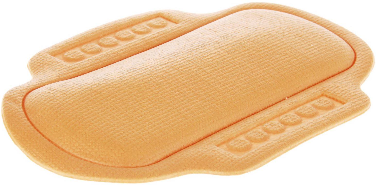 """Подушка для ванны с присосками 25х37 см """"Спа"""", цвет желтый, Fidget Go"""