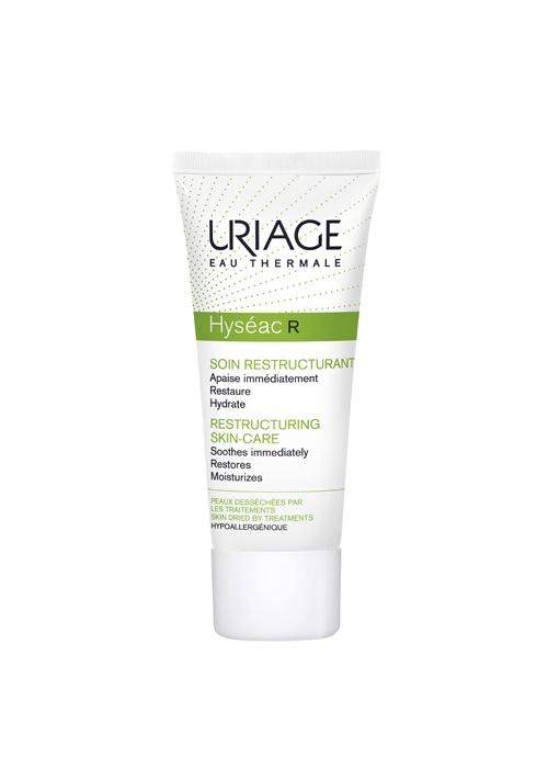 Uriage Hyseac R Уход восстанавливающий 40 мл исеак r восстанавливающий уход 40 мл uriage hyseac