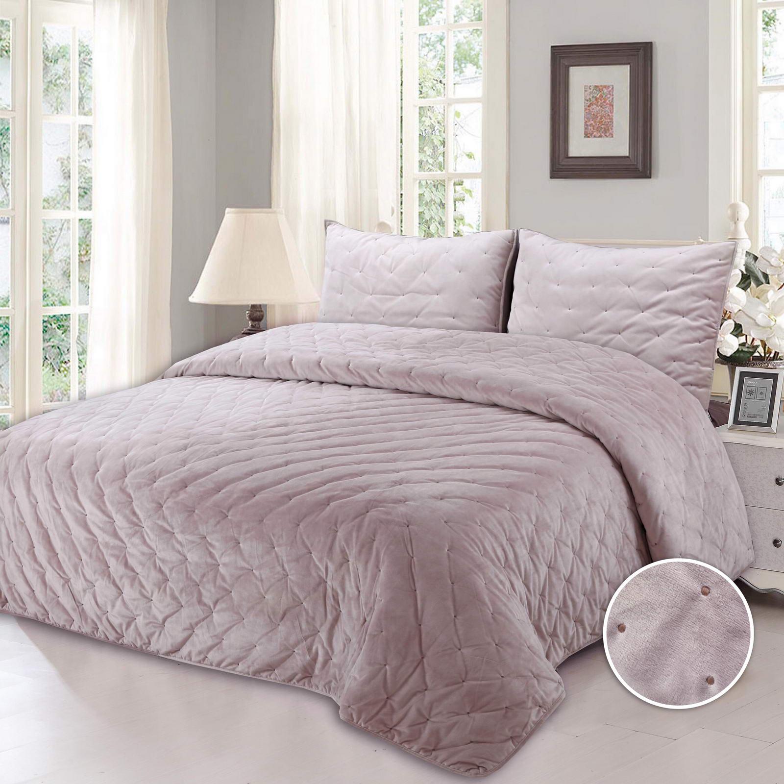 Покрывала 240х260 Иоланта (розовая) цена