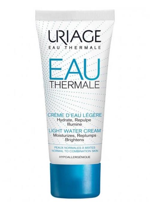 Uriage Eau Thermale Крем Light легкий увлажняющий 40 мл uriage крем легкий увлажняющий spf 20 для нормальной и комбинированной кожи 40 мл