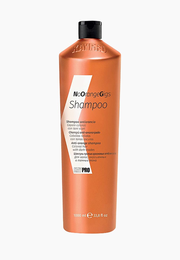 Шампунь для волос KayPro SHAMPOO NO ORANGE GIGS