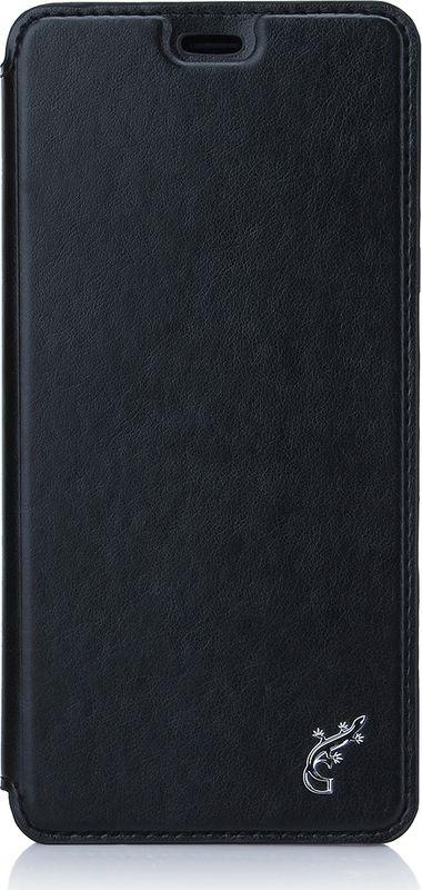Чехол для сотового телефона G-Case Slim Premium для Samsung Galaxy A7 (2018), GG-995, черный