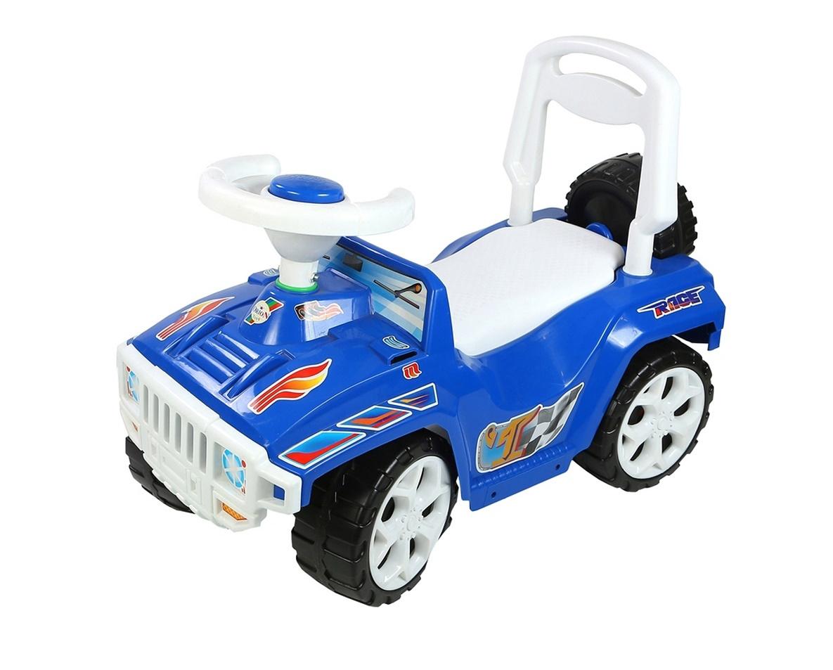 Каталка  Машина Ориончик 419 синий