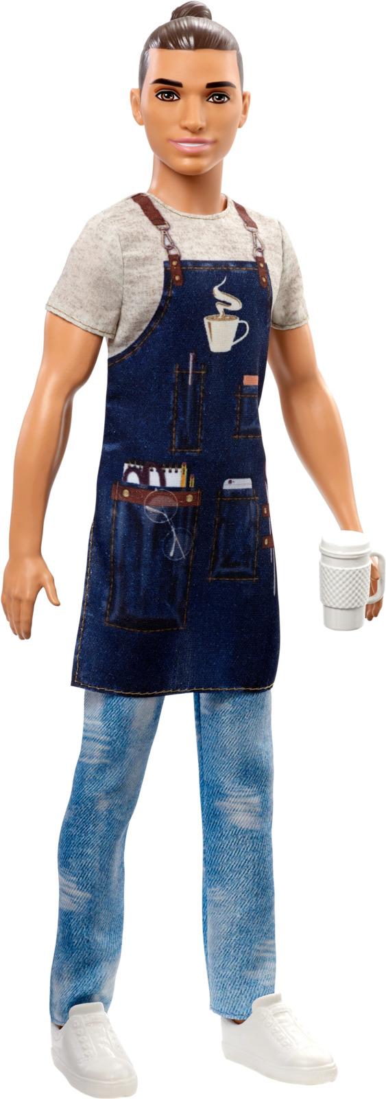 "Кукла Barbie ""Кем быть Кен"", FXP01_FXP03"