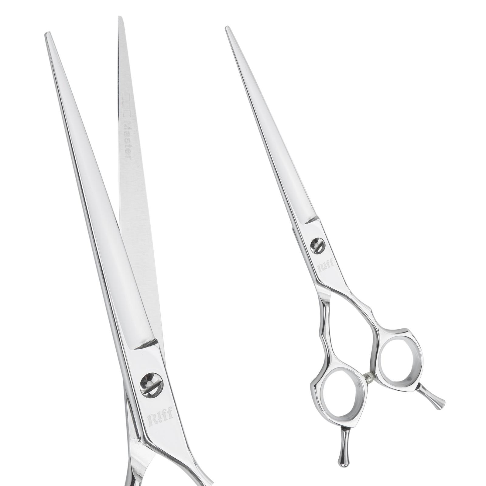Ножницы парикмахерские RIFF Master, AM0370, 7 дюймов RIFF