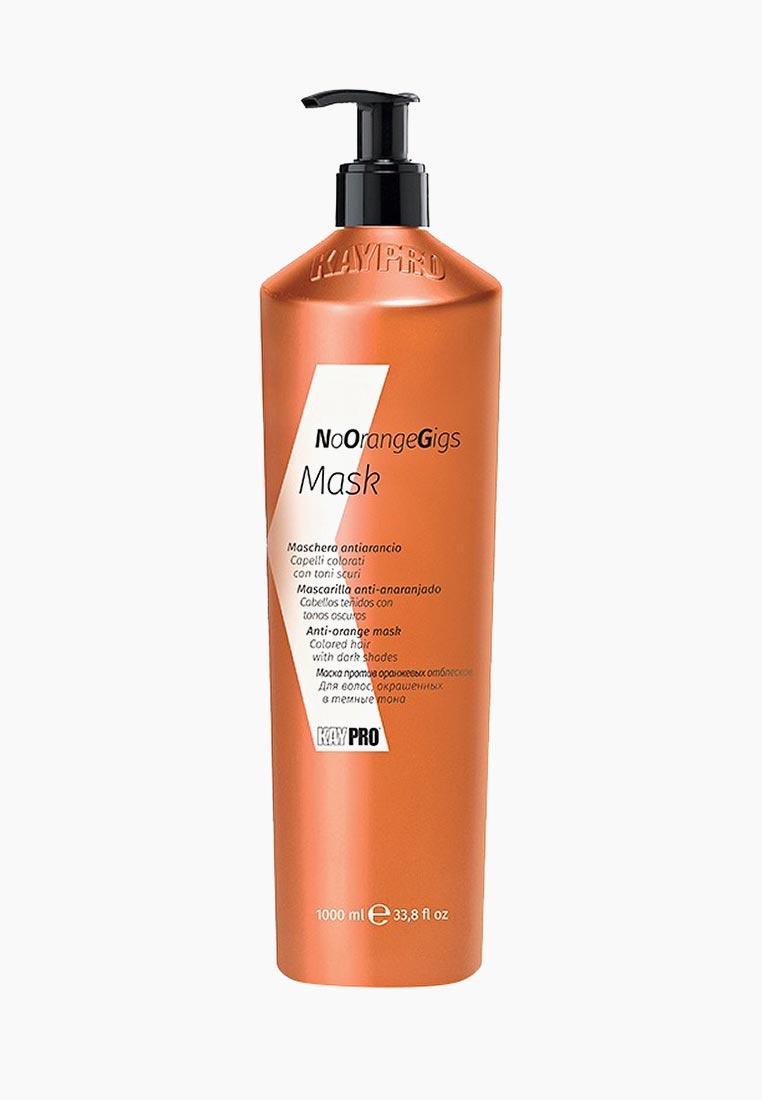 Маска для волос KayPro против нежелательных оранжевых оттенков MASK NO ORANGE GIGS